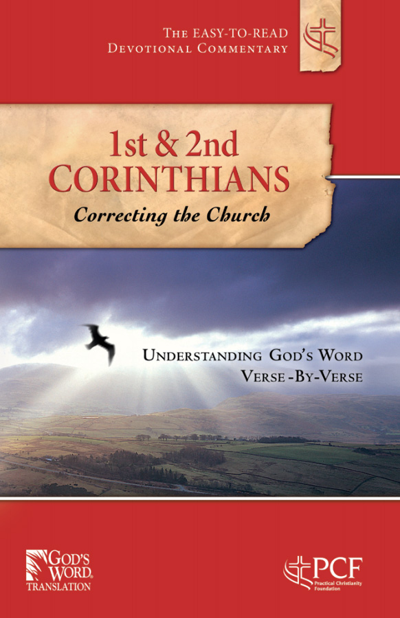1st & 2nd Corinthians Cover