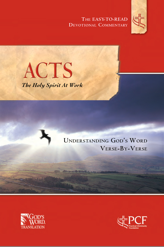 Acts Devotional Study