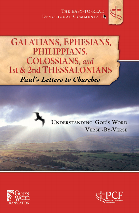 Galatians through 2nd Thessalonians Cover