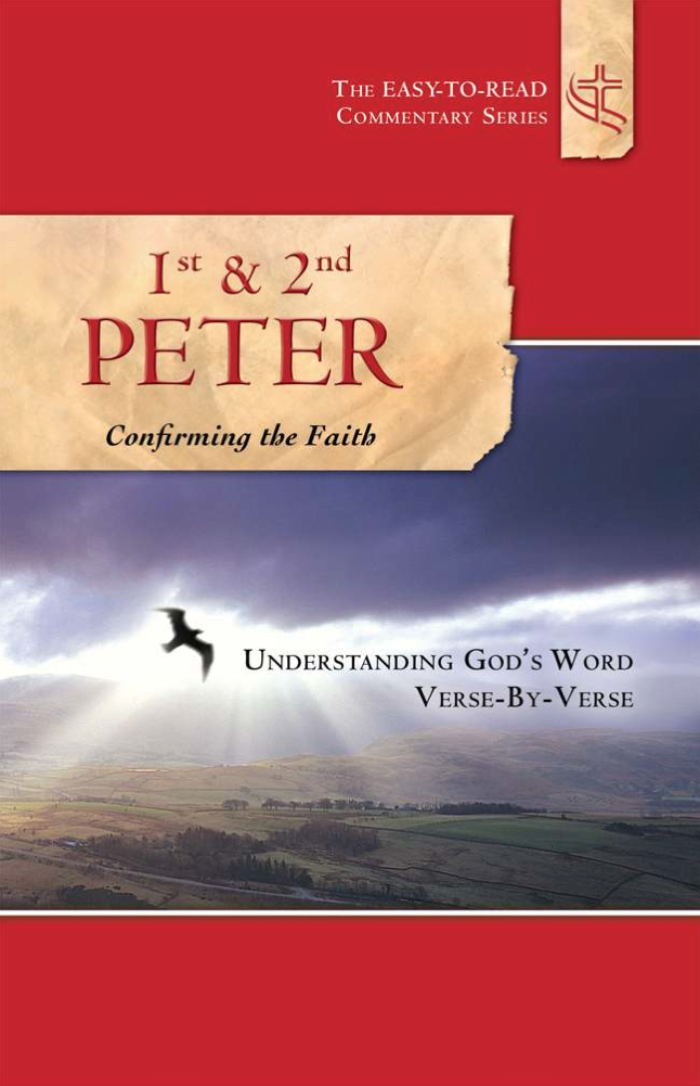 1st & 2nd Peter Devotional Study