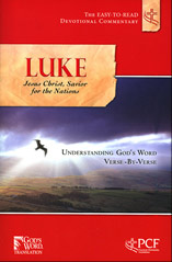 The Gospel Of Luke Devotional Study