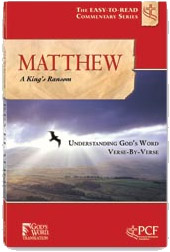 Matthew Devotional Study